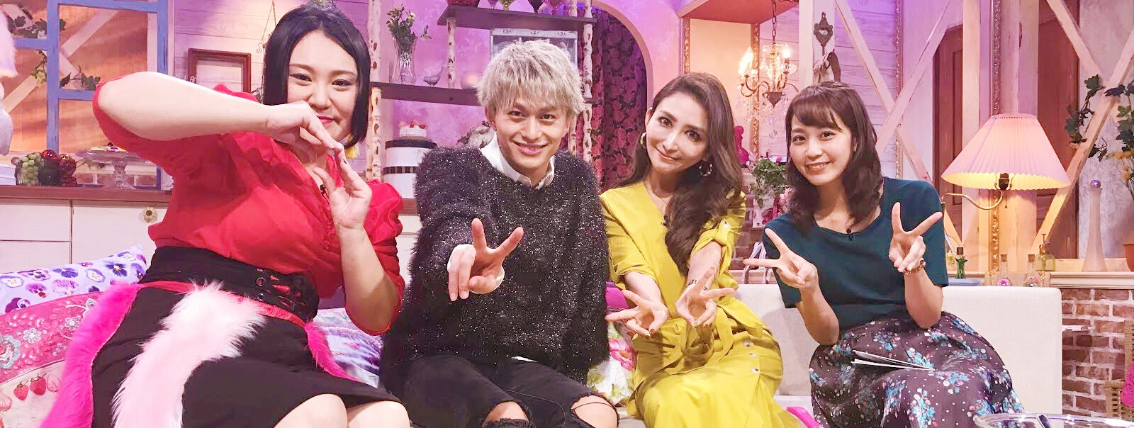 テレビ静岡「Girls Party」